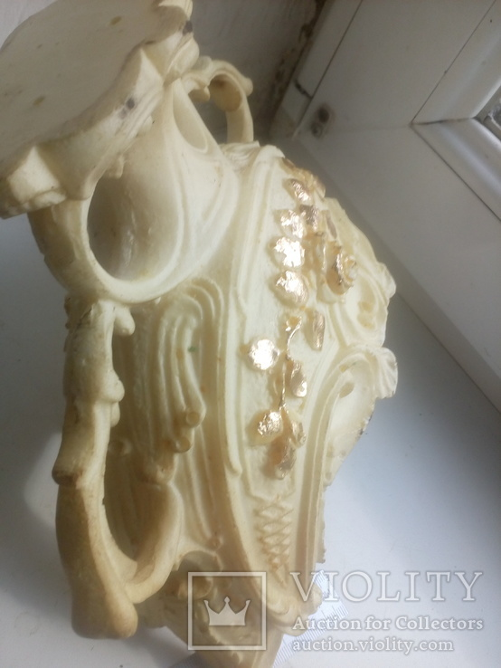 Вазочка- конфетница .под кость, фото №2