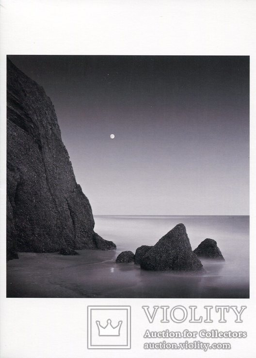 Открытки фотографии пейзажи море небо луна, фото №2