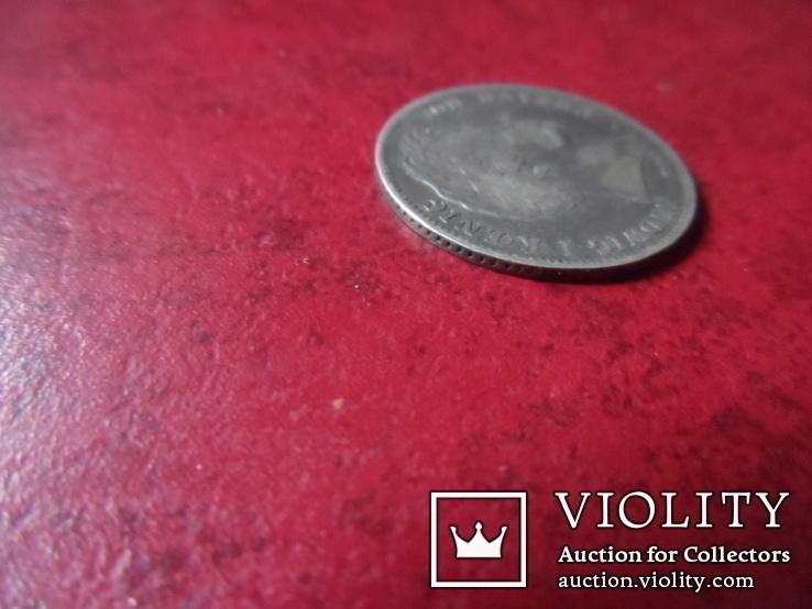1/2 гульдена 1846 Бавария  серебро    (А.1.11)~, фото №7