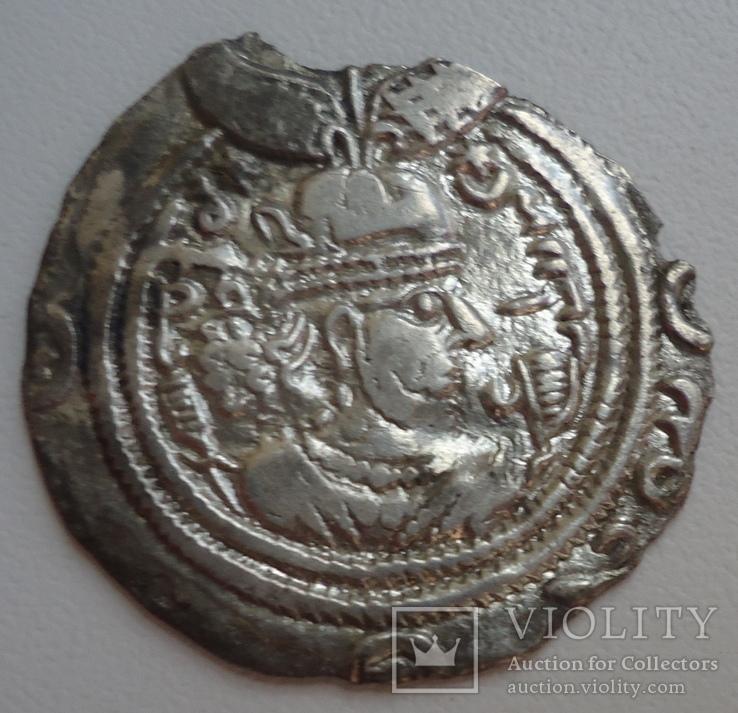 Иран сасаныды драхма Хосров 2-й( 590-628)