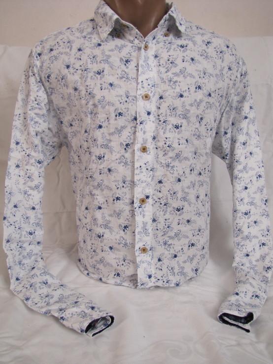 Оригинальная рубашка Springfield (L) как новая, фото №2