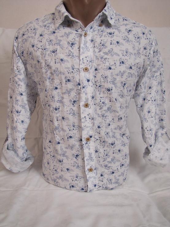 Оригинальная рубашка Springfield (L) как новая, фото №6