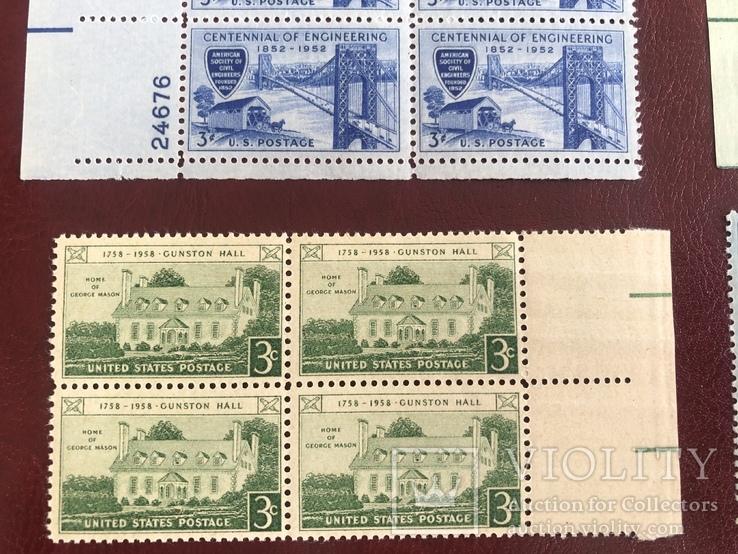 Сцепки марок сша ., фото №4