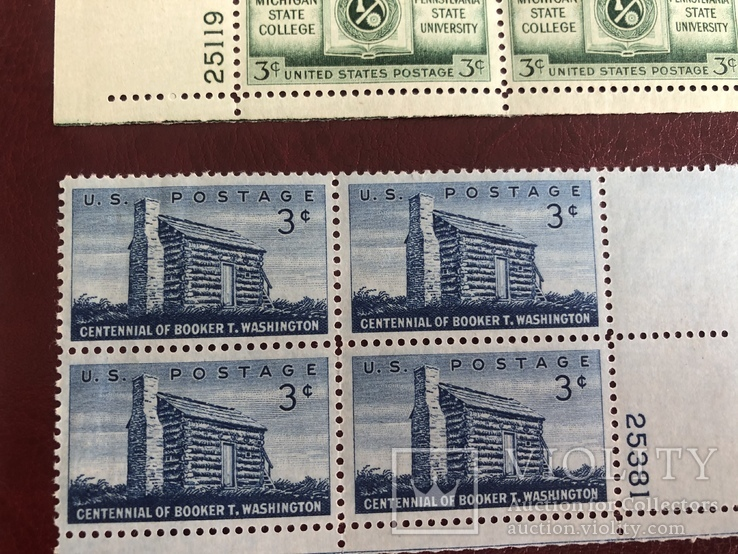 Сцепки марок сша ., фото №5