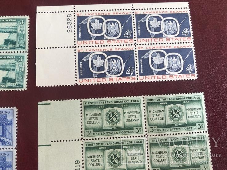 Сцепки марок сша ., фото №6