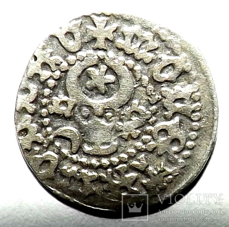 Монета Молдавского княжества бычок, фото №3