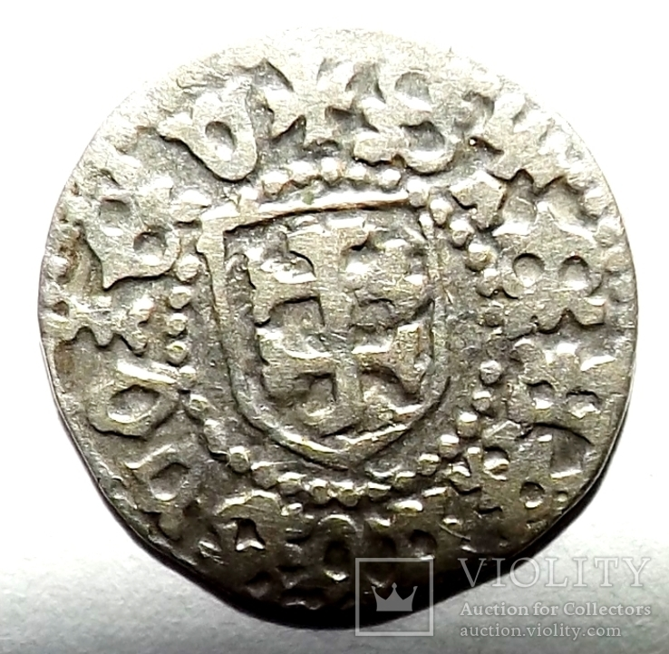 Монета Молдавского княжества бычок, фото №4