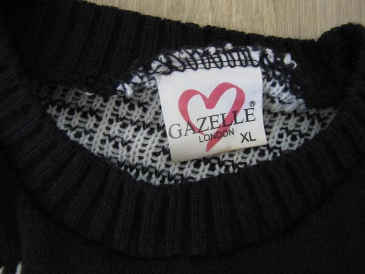 Кофточка свитер Gazelle (XL) р50-52 пр-во Англия, фото №3