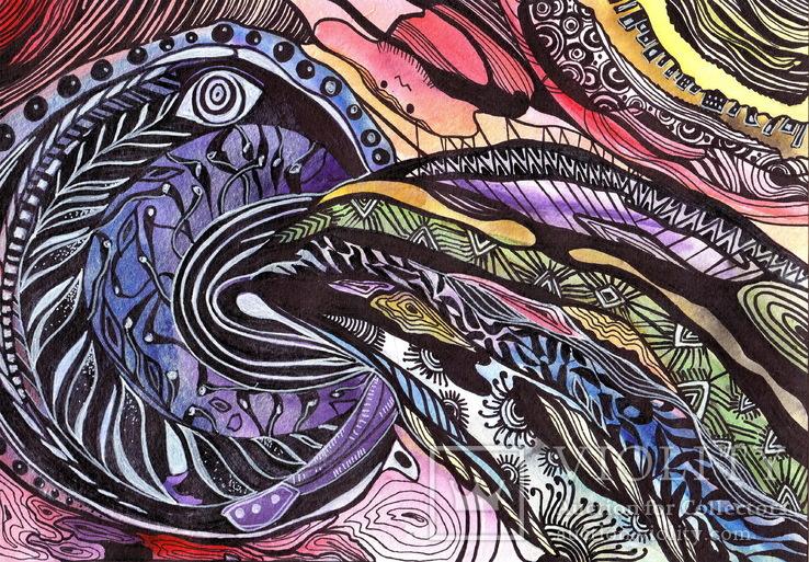 Мир в абстракции
