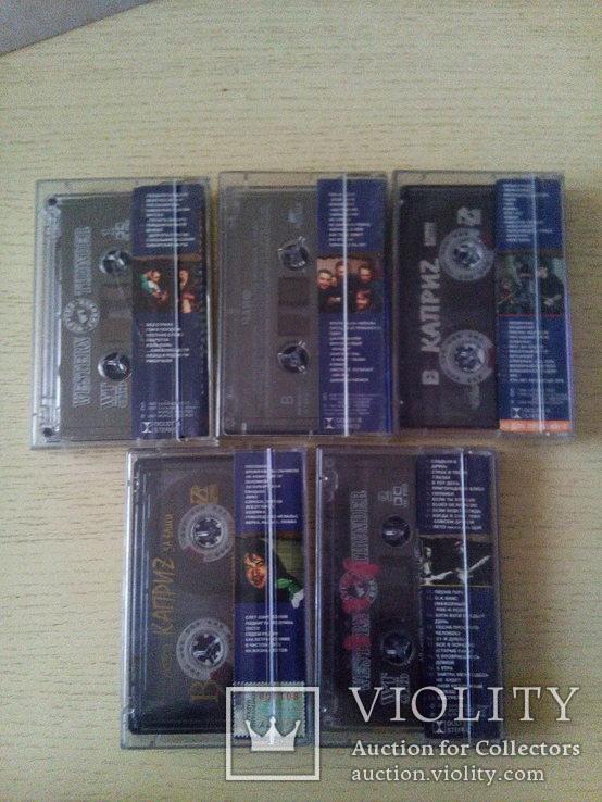 Легенды Русского Року. 5 аудиокассет, фото №3