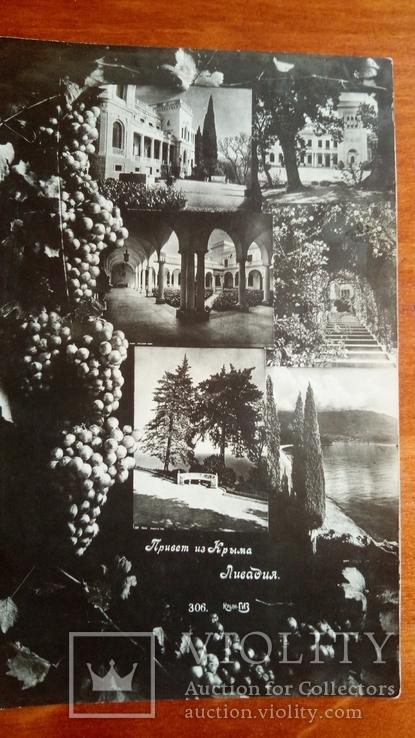 Привет из Крыма.  Ливадия ( 1930-е гг ), фото №2