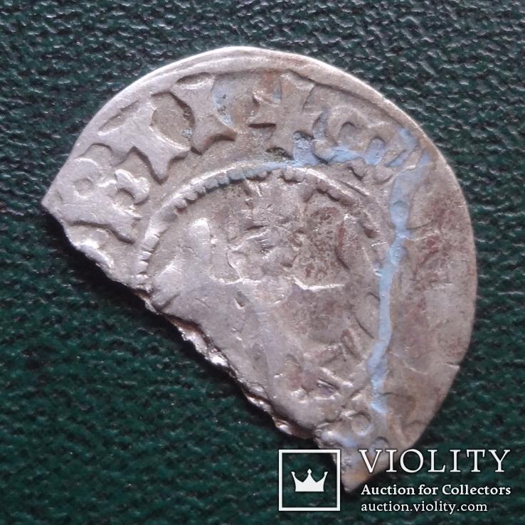 Полугрош Ягеллон  Польша  серебро   (Й.1.54)~, фото №3