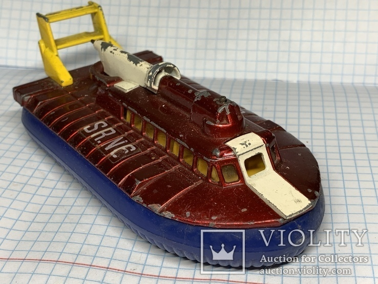 Dinky 290 SRN6 Hovercraft Made in England, фото №2