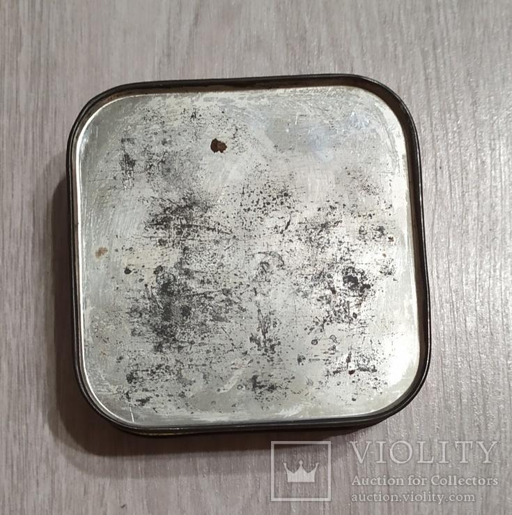 Коробка от зубного порошка ф-ка Свобода г. Москва, фото №5