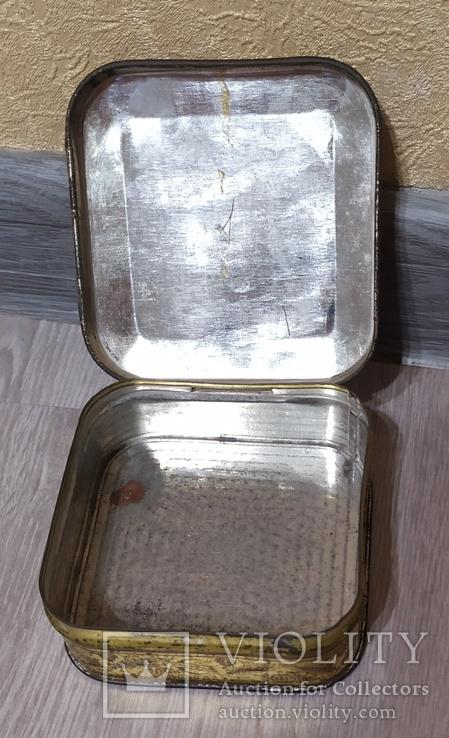 Коробка от зубного порошка ф-ка Свобода г. Москва, фото №6