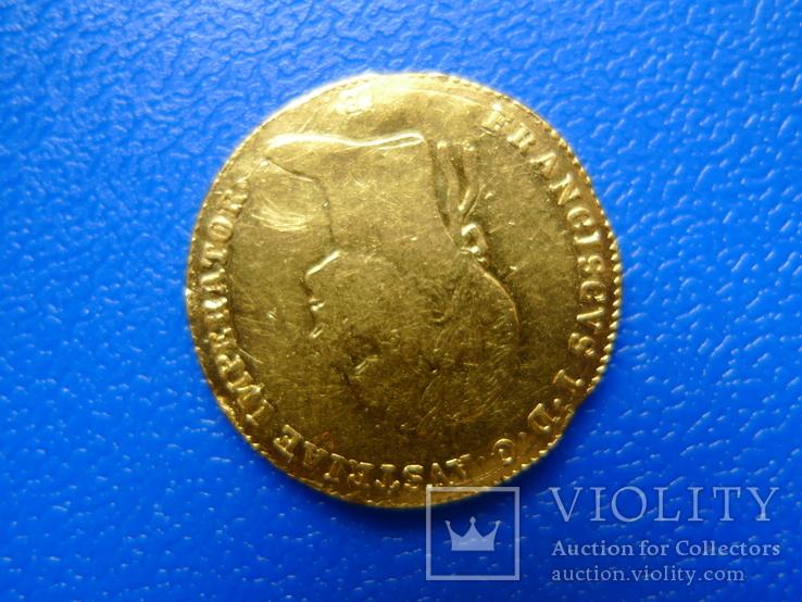 Дукат 1834 Франц I, фото №4