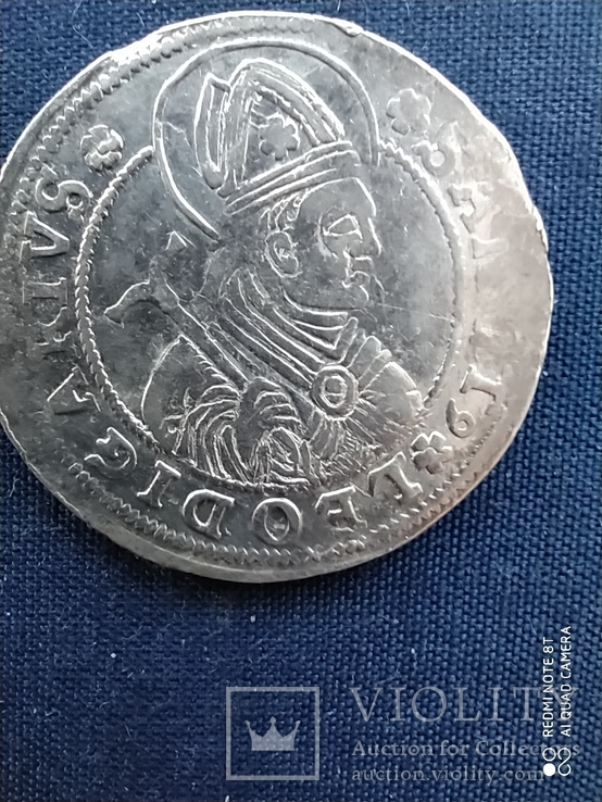 Швейцария кантон Люцерн Dicken 1612 г.