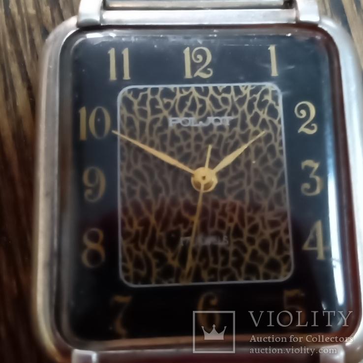 """Часы наручные """"Poljot"""", фото №3"""