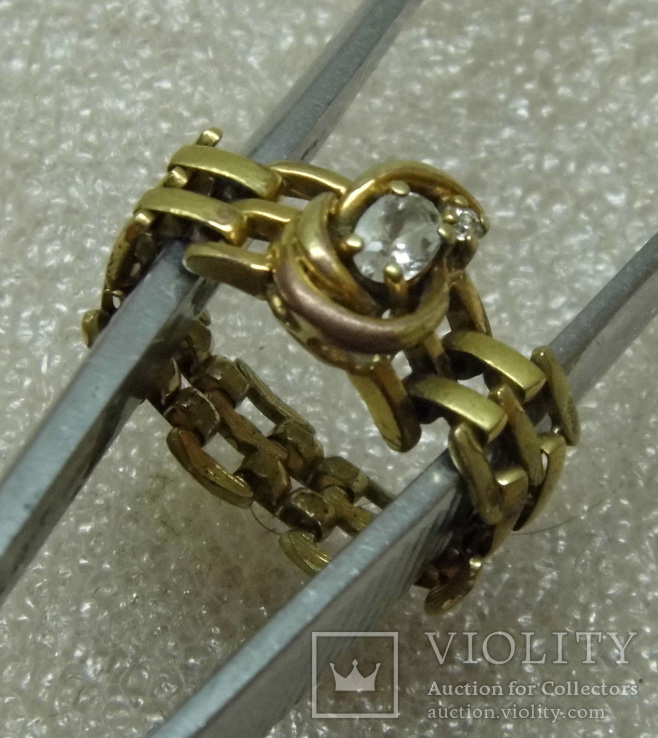Кольцо ссср, фото №5