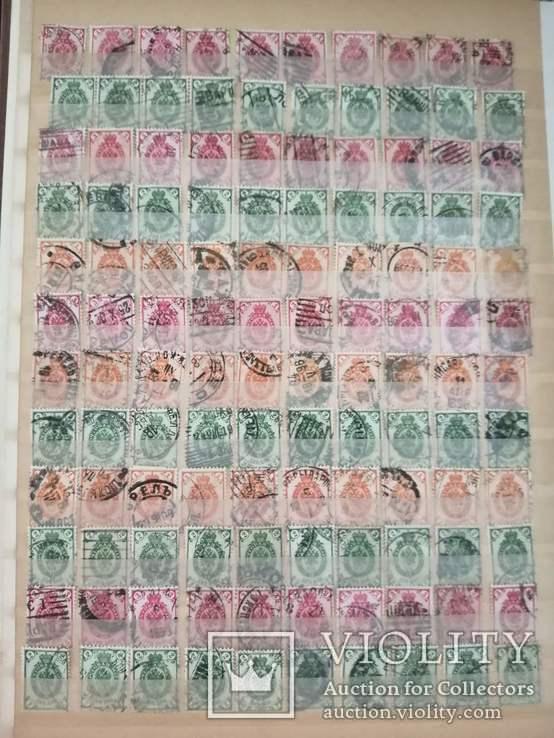 Царская Россия 600 марок + альбом 8 листов ( 16 страниц), фото №2