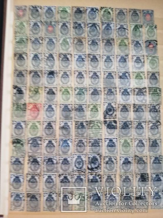 Царская Россия 600 марок + альбом 8 листов ( 16 страниц), фото №3