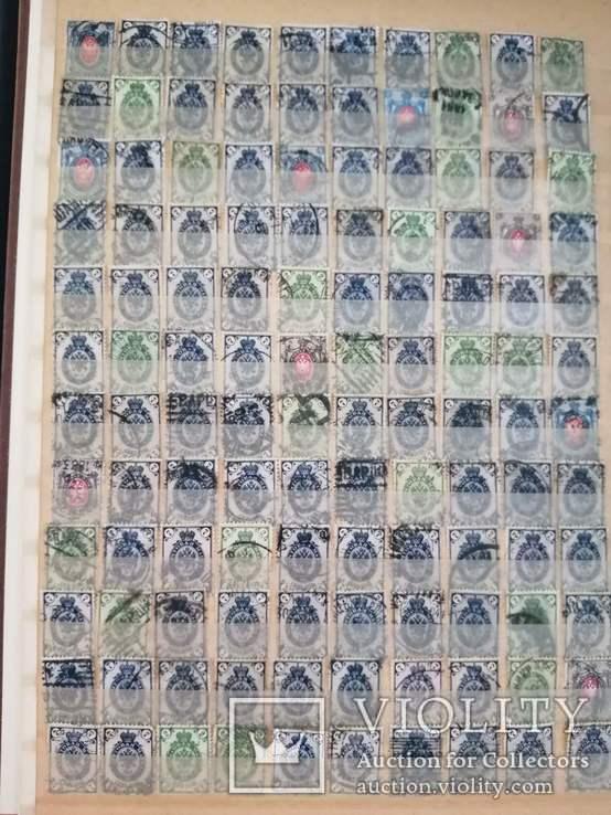 Царская Россия 600 марок + альбом 8 листов ( 16 страниц), фото №4