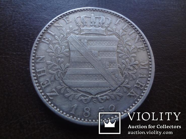 Талер 1832  Саксония  серебро  (А.5.10), фото №5
