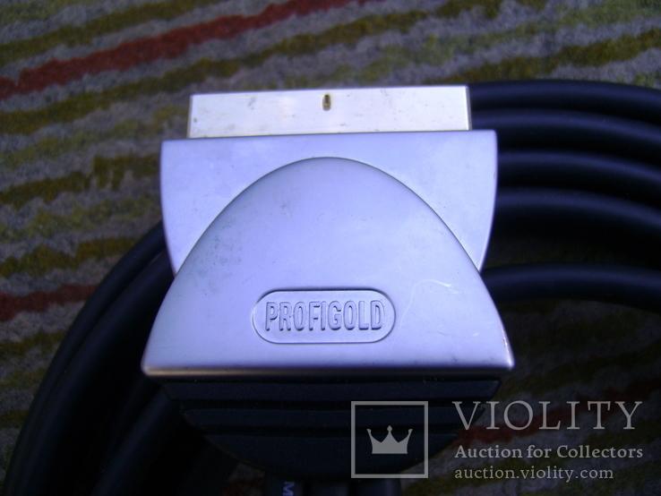 Видео кабель profigold, фото №6