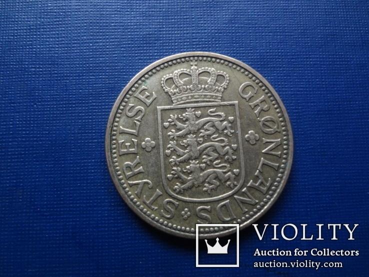 1 крона 1926 Гренландия    (1.5.14)~, фото №4