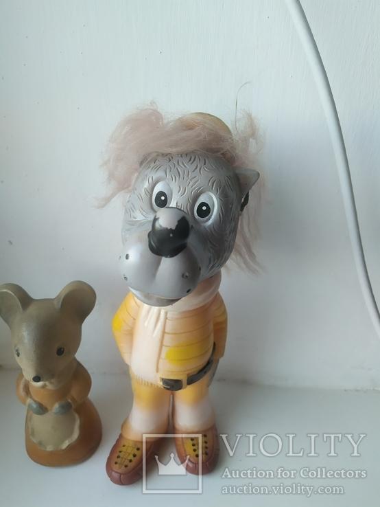 Волк и мышка, фото №8