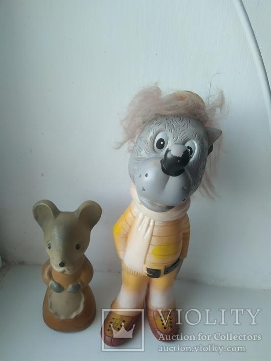 Волк и мышка, фото №9