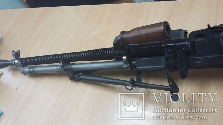 ММГ  ZB- 30 ,экспонат ручного пулемета.