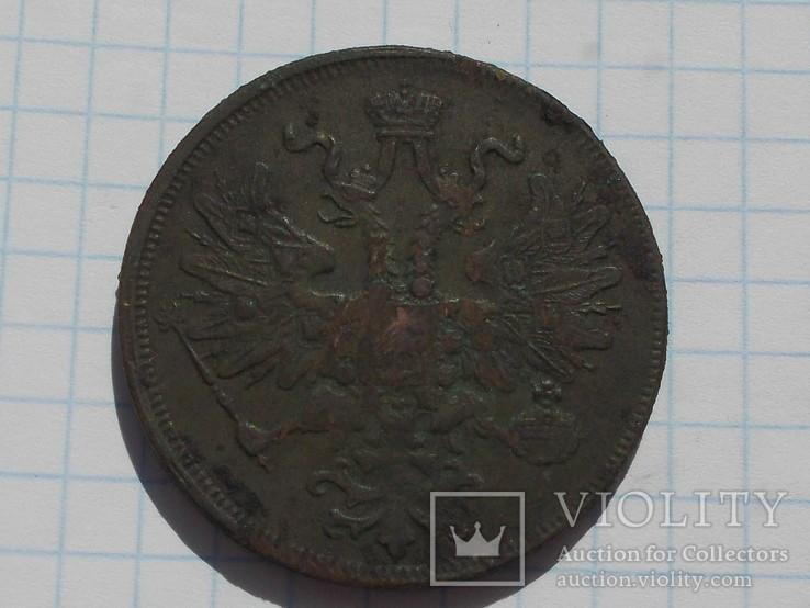 5 копеек 1864, фото №2