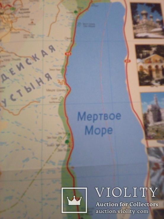 Карта Израиля, изд, Таргет, фото №8