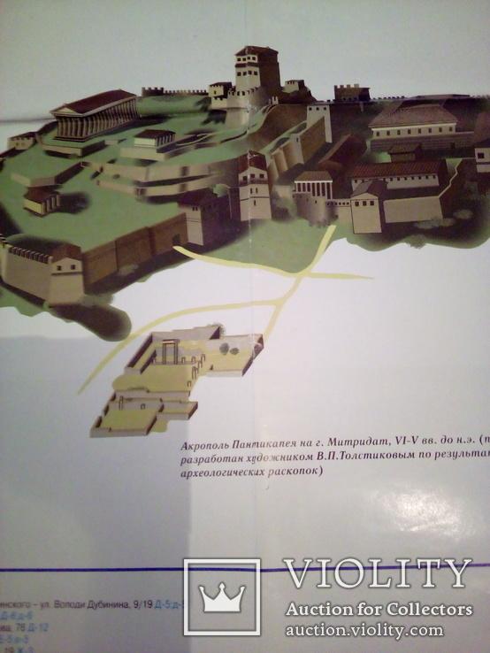Керчь, план города, М 1: 20000, изд, Картография 2007г, фото №13