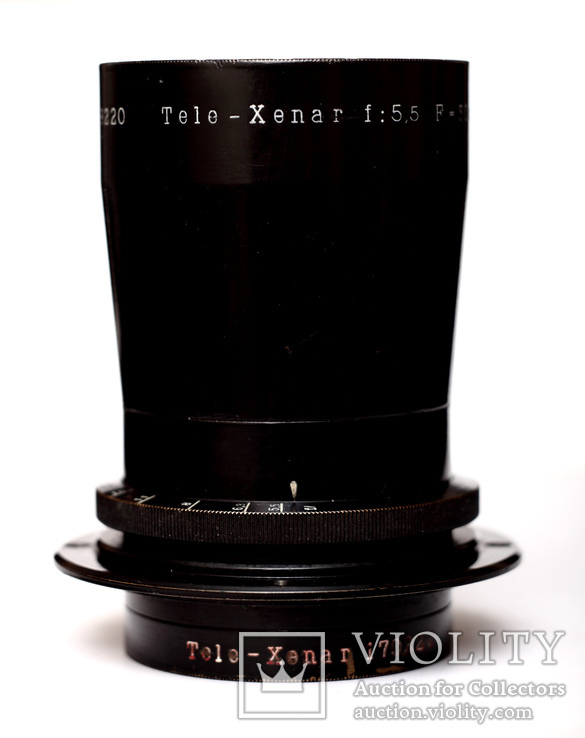 Tele-Xenar 5,5/300mm, фото №5