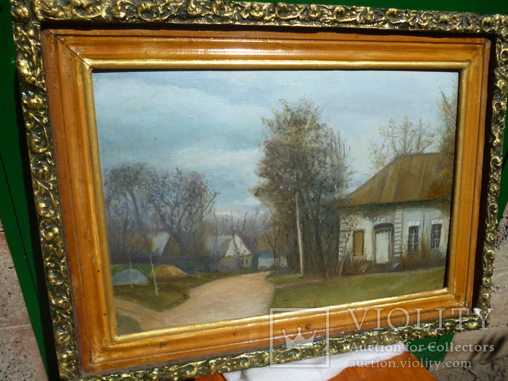 Сельский пейзаж, фото №3