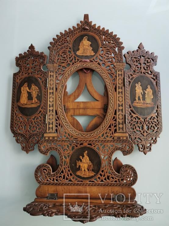Настольное зеркало, фото №2