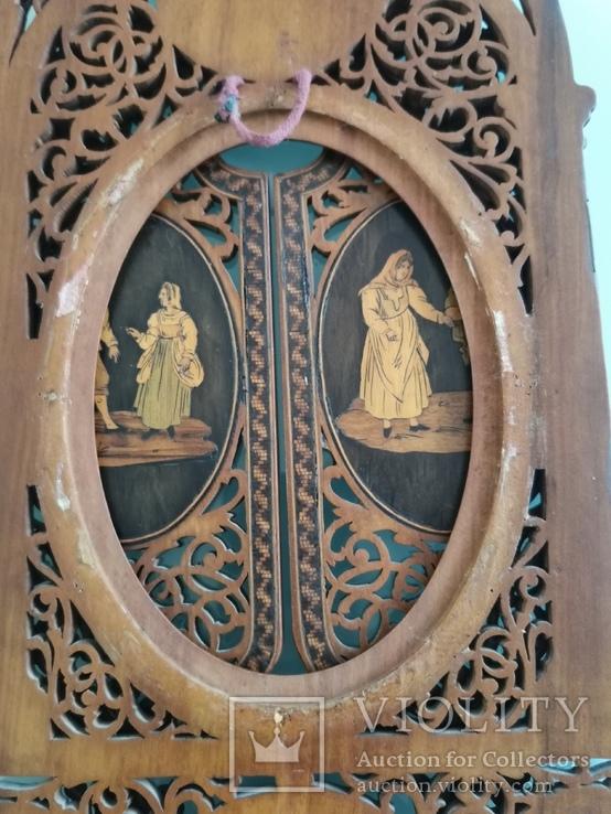 Настольное зеркало, фото №13