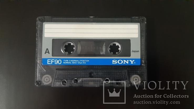 Касета Sony EF 90 (Release year: 1985), фото №4