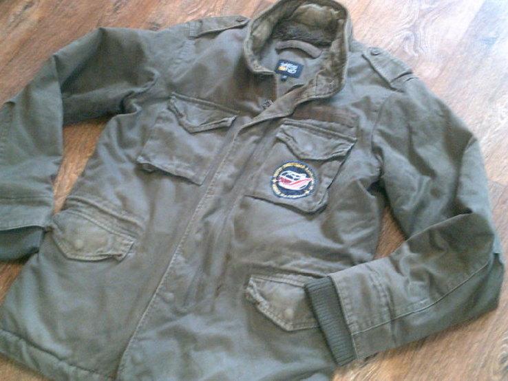 Куртка походная теплая разм.М, фото №2