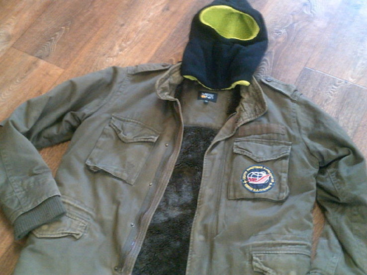Куртка походная теплая разм.М, фото №5