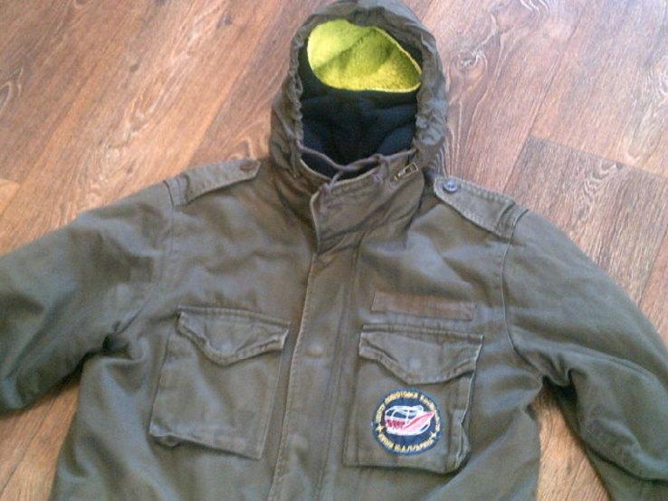 Куртка походная теплая разм.М, фото №3