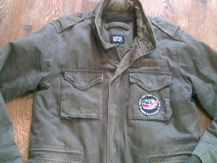 Куртка походная теплая разм.М, фото №6