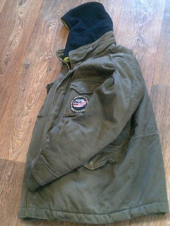 Куртка походная теплая разм.М, фото №7