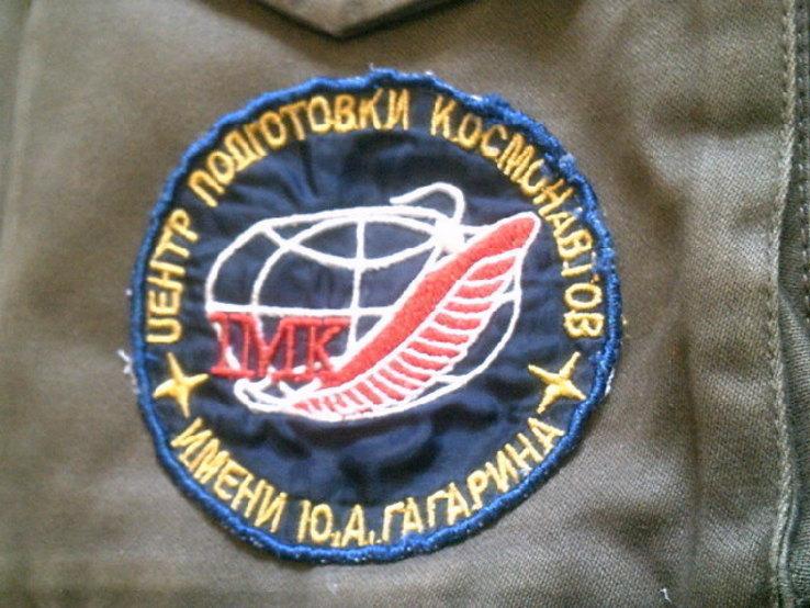 Куртка походная теплая разм.М, фото №8