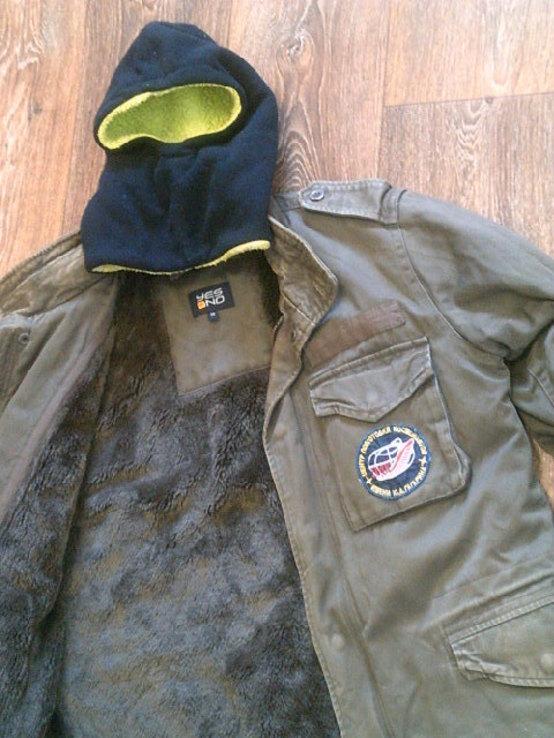 Куртка походная теплая разм.М, фото №12