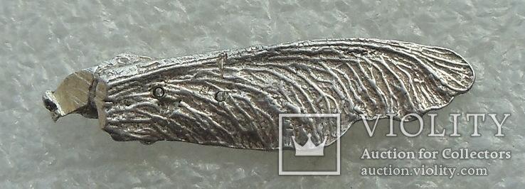 Серебряная крылатка -- фрагмент, фото №2
