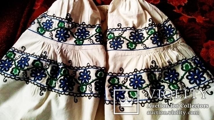 Старинная вышиванка тамбур ( Сумщина), фото №2