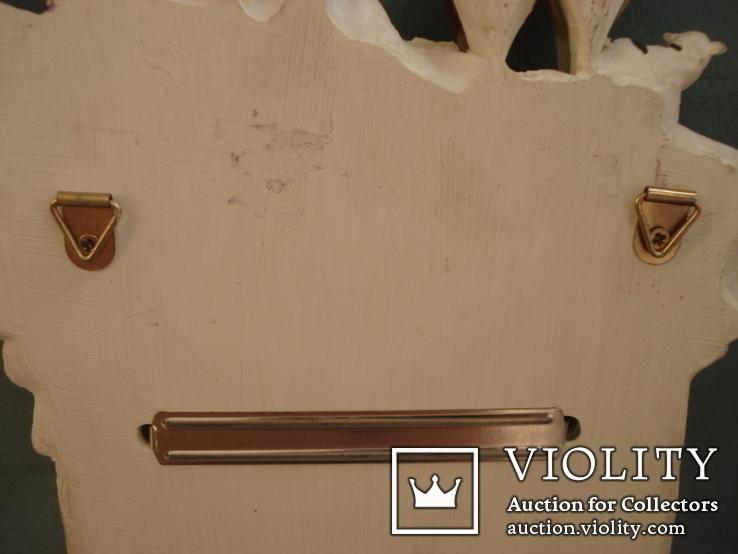 Плакетка кухонная настенная подарочная, записная книжка. Барельеф., фото №11
